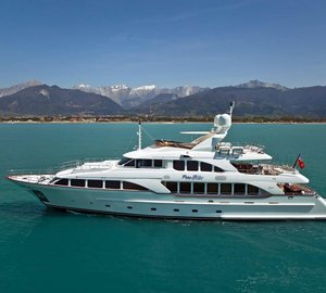 February only special offer: Reduced charter rates in Bahamas aboard Pure Bliss