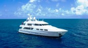 Motor yacht MILK AND HONEY by Palmer Johnson