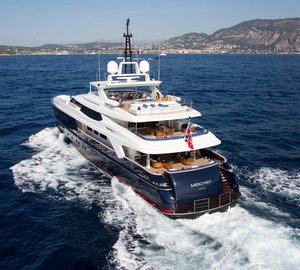 10 of the Best Charter Yachts Heading For the Cannes Film Festival & Monaco Grand Prix