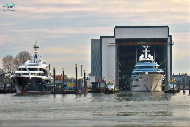 Oceanco Y 714 dutch yachting