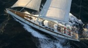 S/Y CAVALLO - Photo credit Baltic Yachts