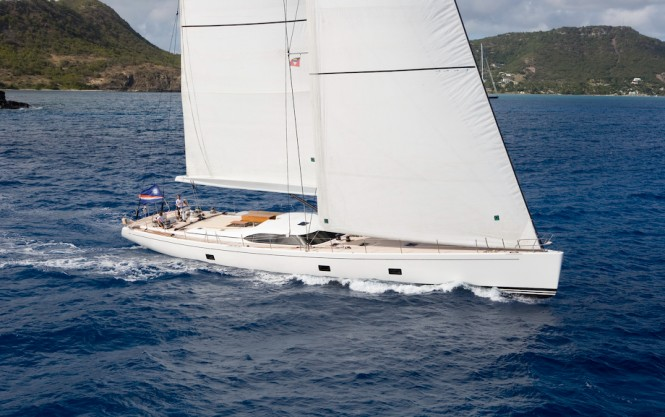 Sailing yacht RAPTURE from  Southern Wind Yachts