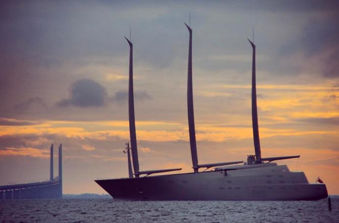 Sailing yacht A by kristian_cph