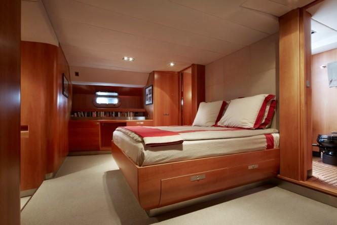 Sailing yacht SILVERTIP- Master Cabin