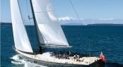 Sailing yacht SILVERTIP