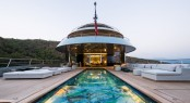Savannah by Feadship - pool - Photo Jeff Brown 2
