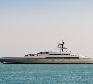 Superyacht Silver Fast now available for Maldives charters