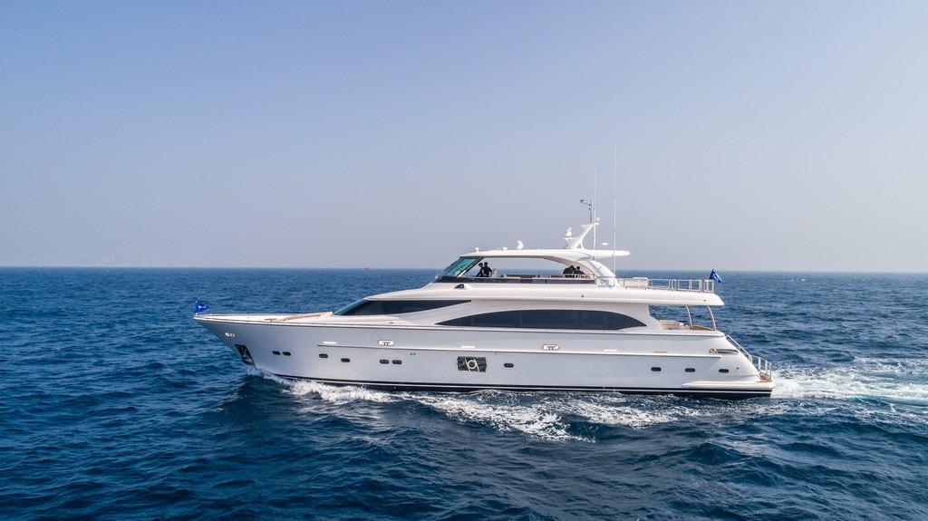 The Horizon Yacht E98 - Do It Now - 4