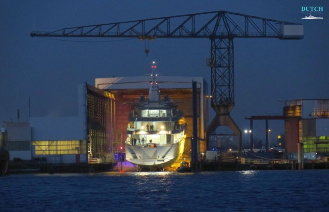 Oceanco project bravo emerging