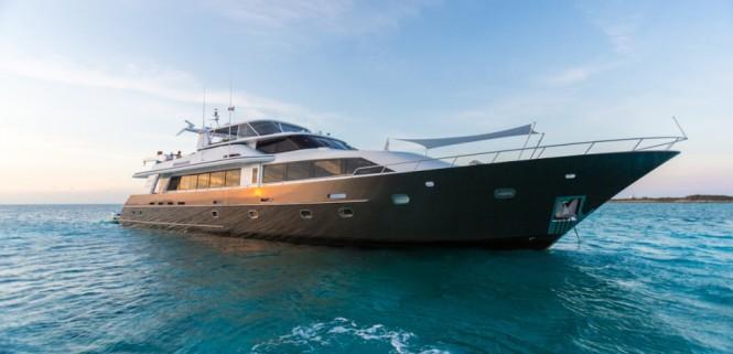 36m Motor Yacht UNBRIDLED
