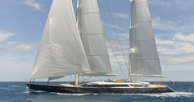 56m sailing yacht MONDANGO 3 (AY46) by Alloy Yachts - Image credit to Chris Lewis-680-2