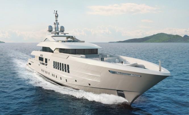 Motor Yacht Alida