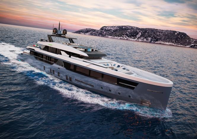 Baglietto 50m V-Line HotLab Design