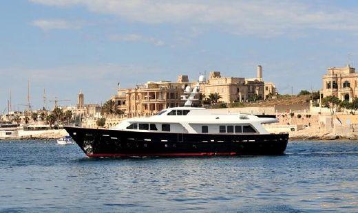 Benetti motor yacht HARMONYA
