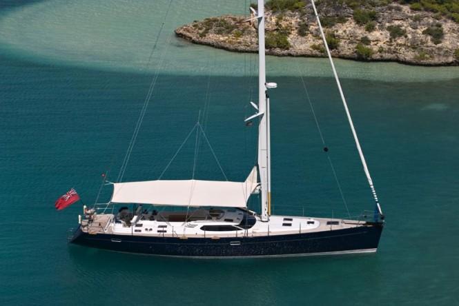 Luxury yacht DANNESKJOLD - Built by Southern Ocean Marine