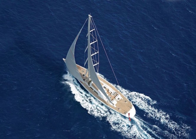 Luxury yacht SPIIP from Royal Huisman