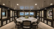 Luxury yacht THE WELLESLEY - Formal dining