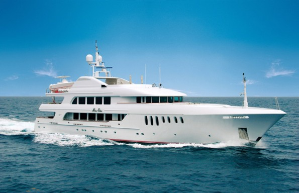 M/Y MUSTIQUE from Trinity Yachts