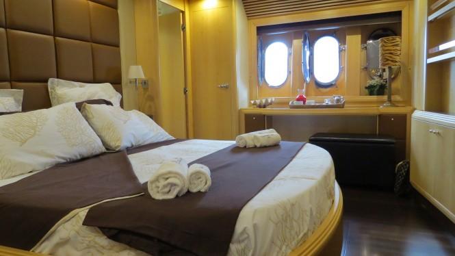M/Y SANTA LUCIA FAST - Master suite