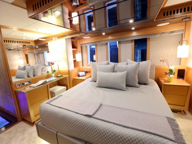 MY SERENITY 133 - Guest stateroom