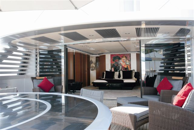 MALTESE FALCON Luxury Yacht Charter Superyacht News