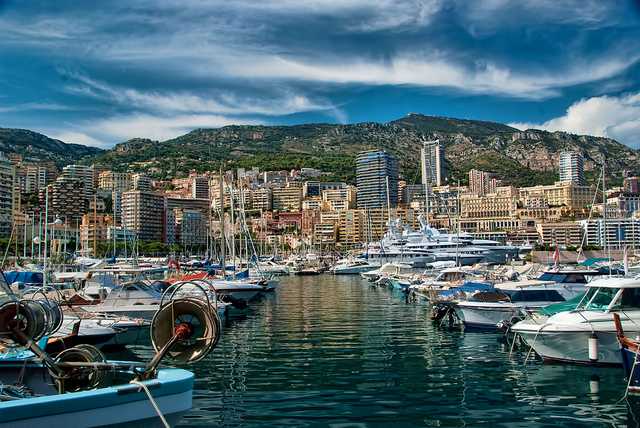 Monaco. Photo credit: Trish Hartmann
