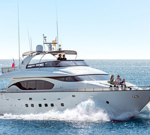 Special offer: 8 days for the price of 7 in Mallorca aboard Mediterranean charter yacht Cento