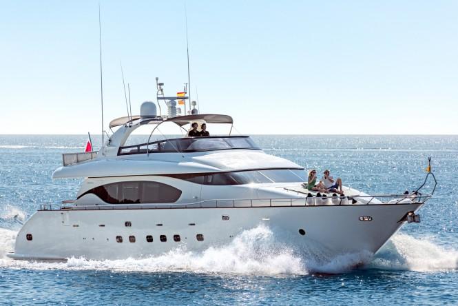 Motor yacht CENTO