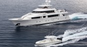 Motor yacht KEMOSABE built by Westport