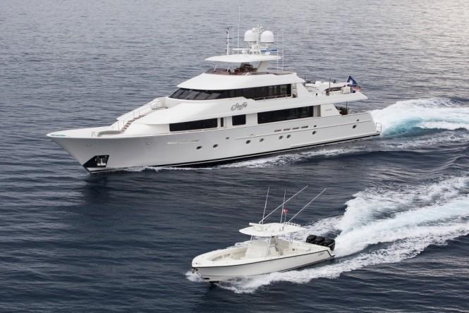 Motor yacht KEMOSABE built by Westport