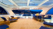 Motor yacht MISCHIEF - Sundeck and Jacuzzi