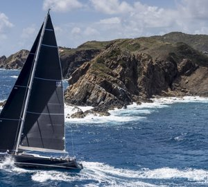 The final results of the Loro Piana Caribbean Regatta