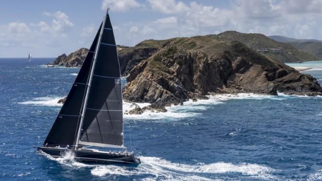 Nilaya Class A, Loro Piana Caribbean Superyacht Regatta & Rendezvous 2017.