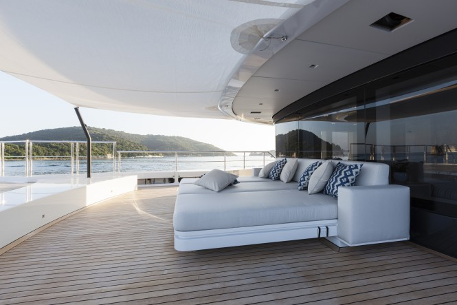 Quinta Essentia - VIP EXTERNAL BOW LOUNGE