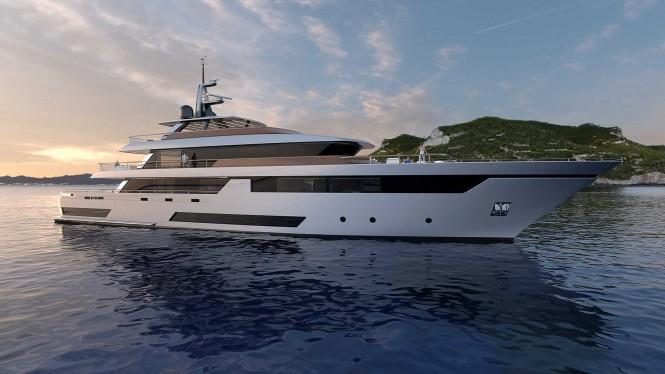 Riva 50 m superyacht