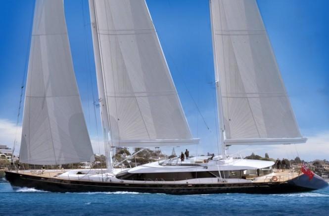 Sailing yacht Q (ex.MONDANGO II) - Alloy Yachts
