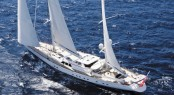 Sailing yacht ETHEREAL built by Royal Huisman