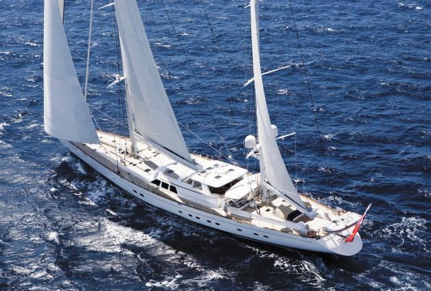 Sailing yacht ETHEREAL built by Royal Huisman
