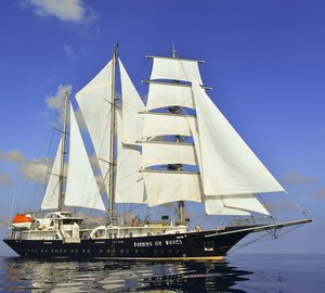 Spacious sailing yacht Running on Waves available for Mediterranean charter