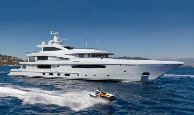 Superyacht AMELS 188