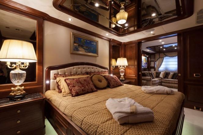 Superyacht PRIDE - VIP Cabin