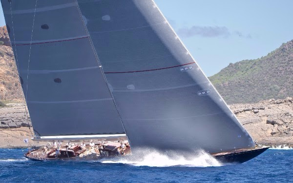 VELSHEDA - One of 8 yachts from Dykstra competing in the regatta. Photo credit: Michael Kurtz/Pantaenius