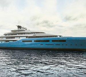 Watch: Amazing New Yacht AVIVA Video