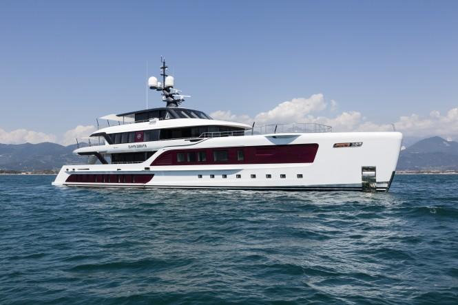 motor yacht Quinta Essentia - main