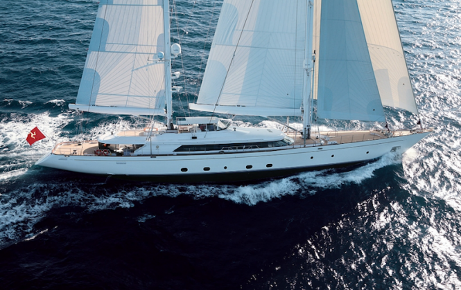 2006 Ron Holland sailing yacht Rosehearty