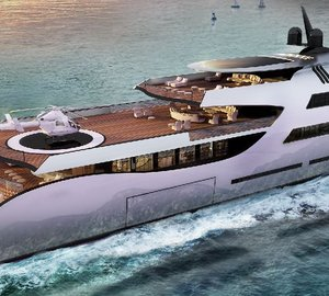 ERA 80 Superyacht: A unique Superyacht charter opportunity identified by Ricky Smith Designs