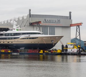 55m LILI launched by Amels