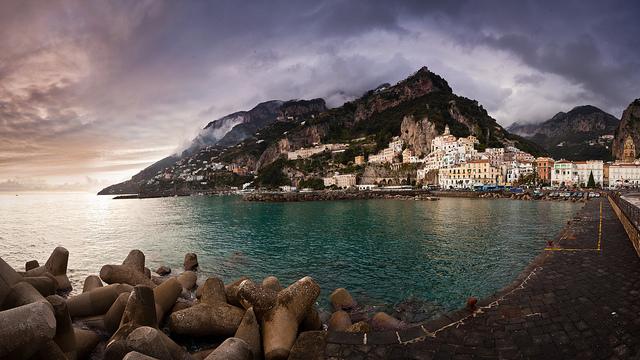 Amalfi. Photo credit: Benson Kua