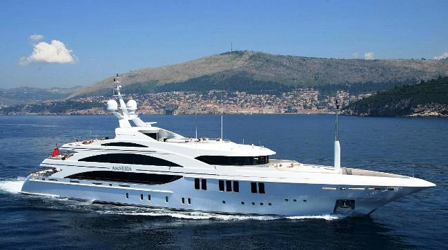 Andreas L Motor Yacht (ex Amnesia)