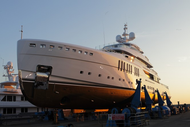 Benetti FB268 superyacht SEASENSE